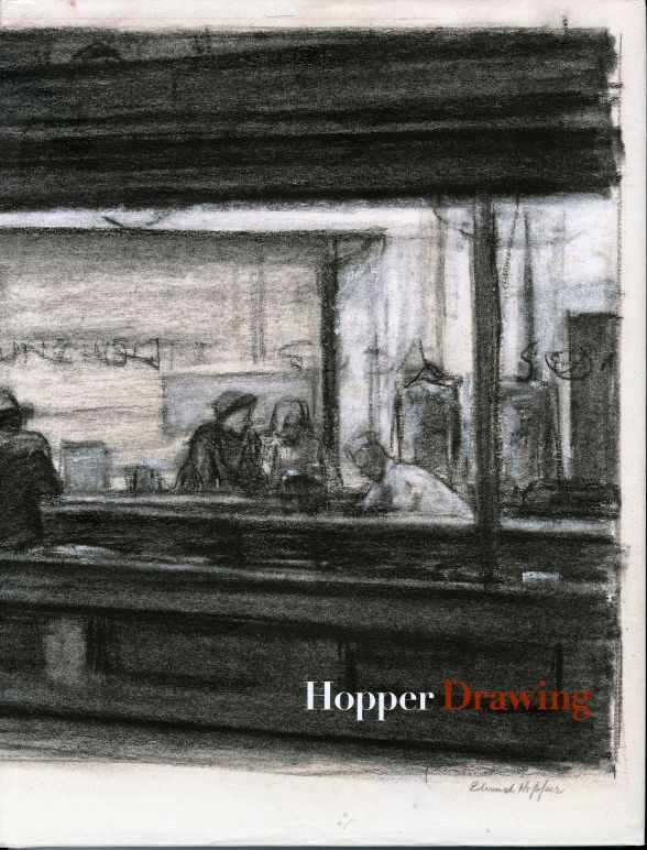Hopper Drawing; Call#:NC139.H65 A4 2013