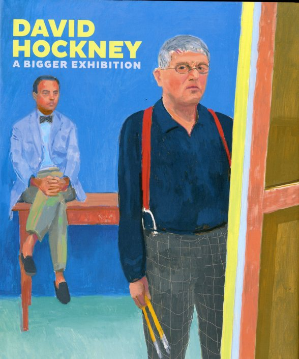 David Hockney: A Bigger Exhibition by Richard Benefield, Lawrence Weschler, Sarah Howgate, and David Hockey; Call#:N6797.H57 A4 2013
